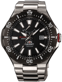 Orient M-Force Air Diver SEL07002B0 Watch (New with Tags)