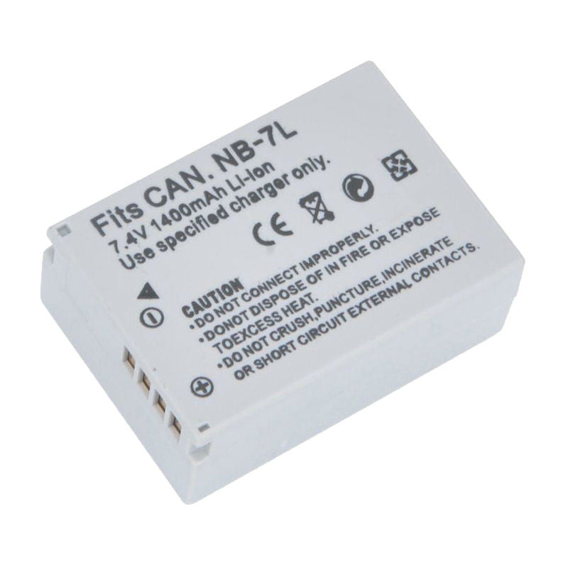 Generic NB-7L Battery for Canon