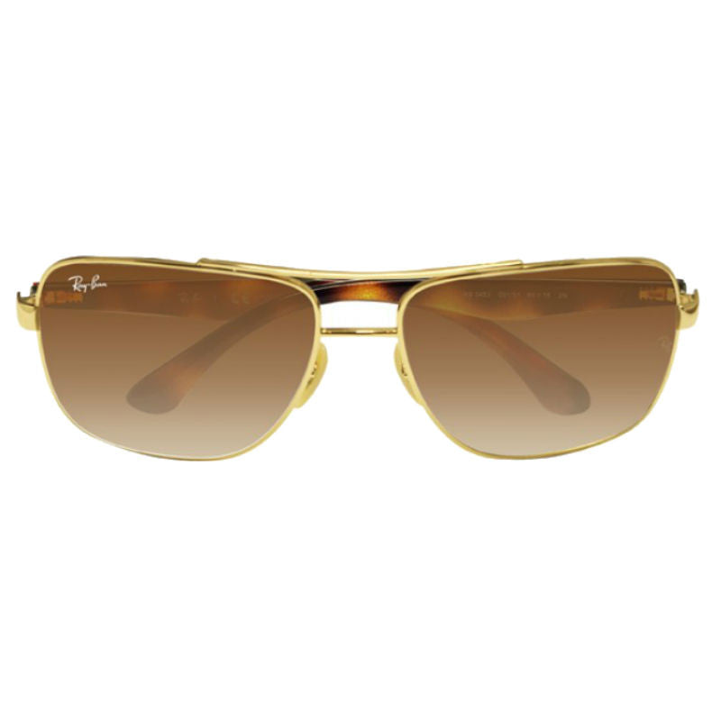 Ray-Ban RB3483 Highstreet 001/51 (Size 60) Sunglasses
