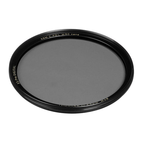 B+W XS-Pro Kaesemann Digital High Transmission Circular Polarizer MRC-Nano 77mm (1081478) Filter