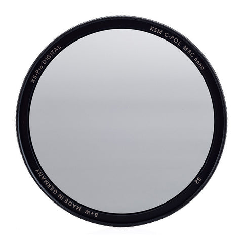 B+W XS-Pro Kaesemann Digital High Transmission Circular Polarizer MRC-Nano 82mm (1081479) Filter