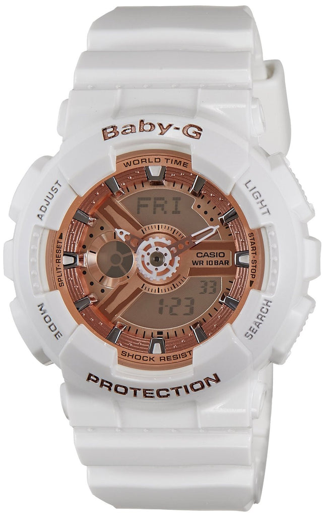 Casio Baby-G Analog-Digital BA-110-7A1DR Watch (New with Tags)