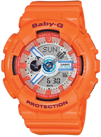Casio Baby-G ANalog-Digital BA-110SN-4ADR Watch (New with Tags)