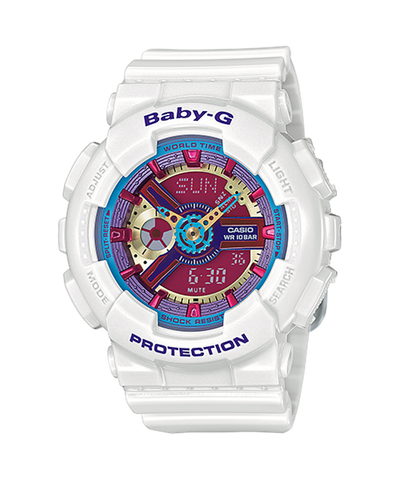 Casio Baby-G Standard Analog-Digital BA-112-7A Watch (New With Tags)