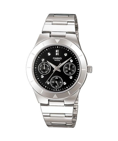 Casio Dress LTP2069D-1A Watch (New With Tags)