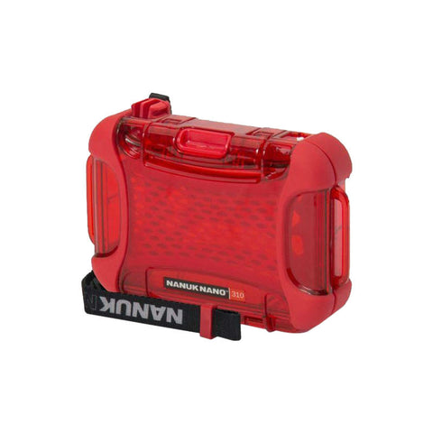 Nanuk Nano 310-0009 Protective Hard Case (Red)