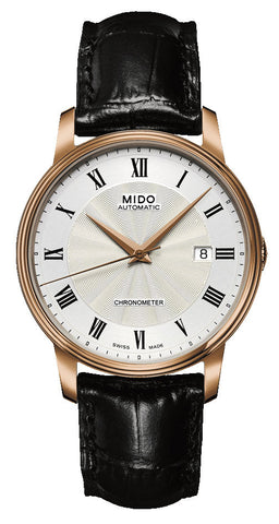 Mido Baroncelli III M9014087603320 Watch (New with Tags)