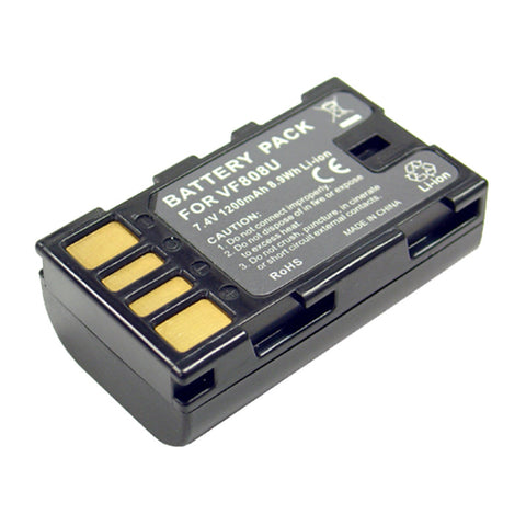 Generic BN-VF808 Decoded Battery for JVC