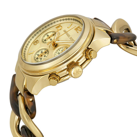 Michael Kors Runway Chronograph MK4222 Watch (New with Tags)