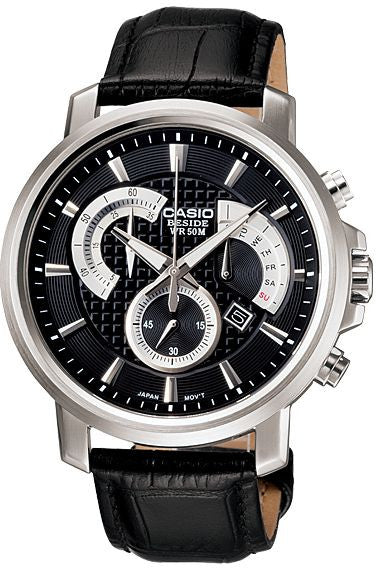 Casio Beside Standard Analog BEM-506L-1A Watch (New with Tags)