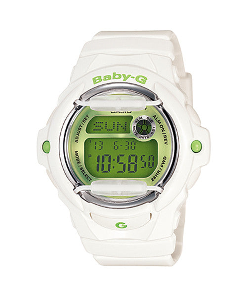 Casio Baby-G 200-meter Water Resistance BG-169R-7CDR Watch (New With Tags)