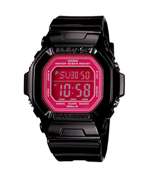Casio Baby-G Standard Digital BG-5601-1DR Watch (New With Tags)