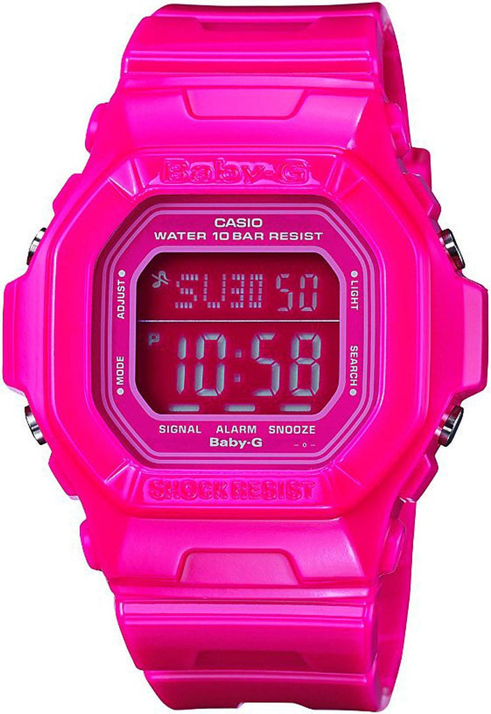 Casio Baby-G Digital BG-5601-4DR Watch (New with Tags)