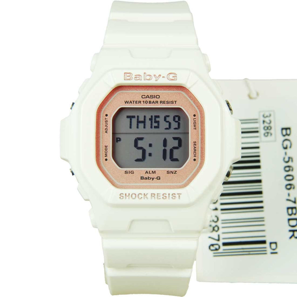 Casio Baby-G BG-5606-7BDR Watch (New with Tags)