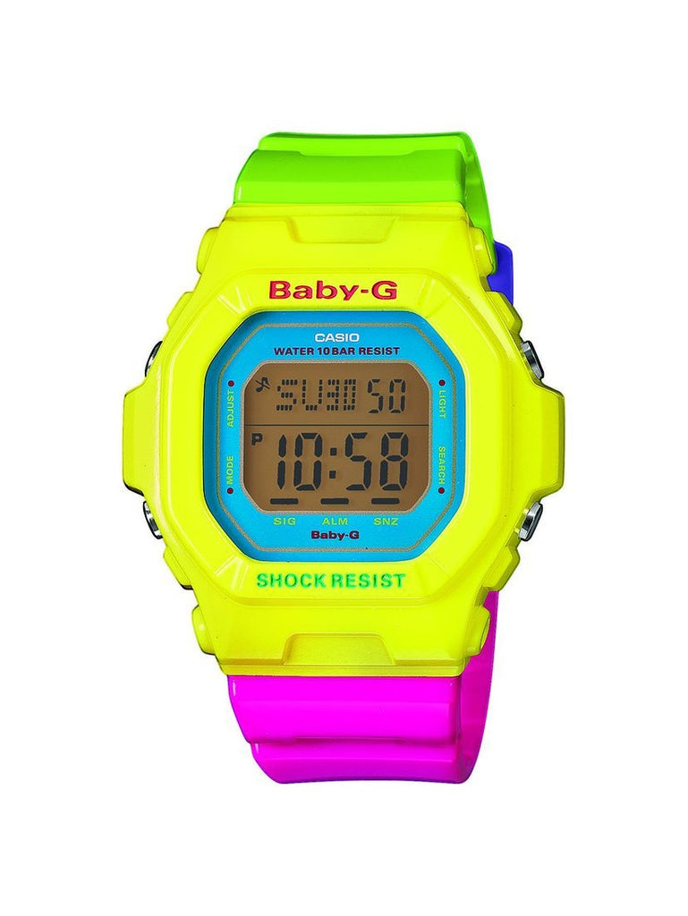 Casio Baby-G Digital BG-5607-9ER Watch (New with Tags)