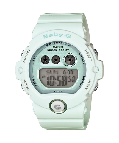 Casio Baby-G 200m WR BG-6902-3DR Watch (New with Tags)