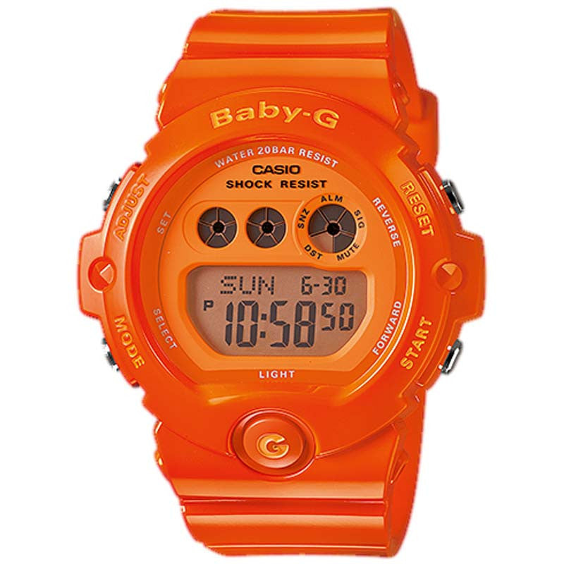Casio Baby-G Digital BG-6902-4BDR Watch (New with Tags)