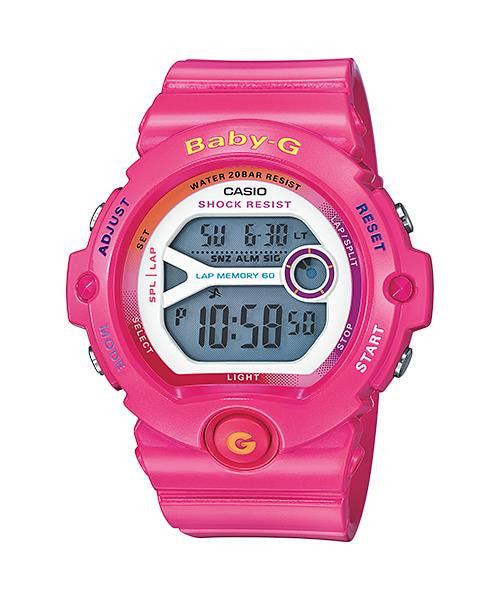 Casio Baby-G 200-meter Water Resistant BG-6903-4BDR Watch (New with Tags)