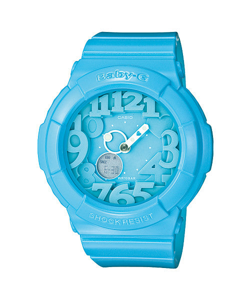 Casio Baby-G Standard Analog-Digital BGA-130-2BDR Watch (New With Tags)