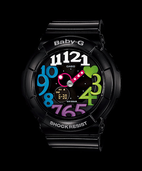Casio Baby-G Standard Analog-Digital BGA-131-1B2DR Watch (New With Tags)