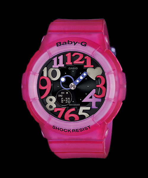 Casio Baby-G Standard Analog-Digital BGA-131-4B4DR Watch (New With Tags)