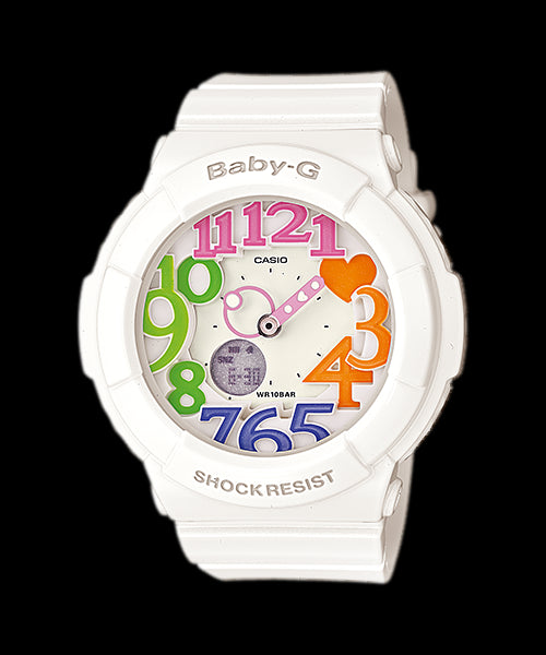 Casio Baby-G Standard Analog-Digital BGA-131-7B3DR Watch (New With Tags)