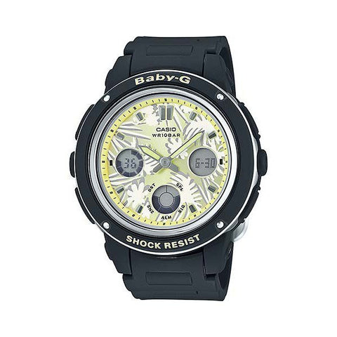 Casio Baby-G Analog-Digital BGA-150F-1ADR Watch (New with Tags)