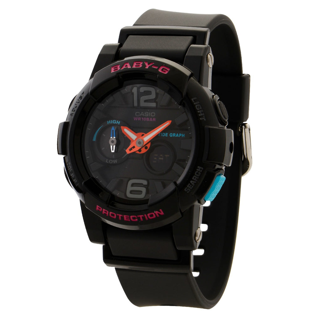 Casio Baby-G Analog-Digital BGA-180-1BDR Watch (New with Tags)