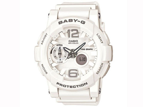 Casio Baby-G Analog-Digital BGA-180-7B1DR Watch (New with Tags)