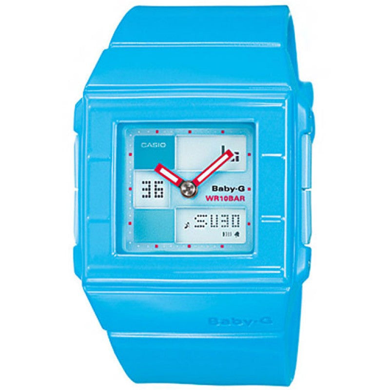 Casio Baby-G ANalog-Digital BGA-200-2EDR Watch (New with Tags)