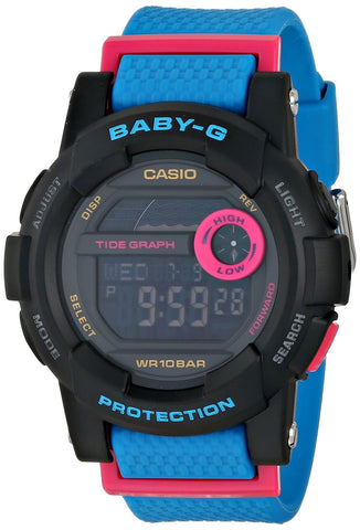 Casio Baby-G Standard Digital BGD-180-2DR Watch (New with Tags)