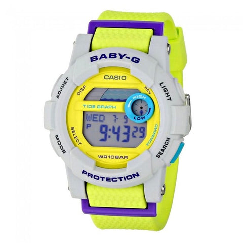 Casio Baby-G Digital BGD-180-3DR Watch (New with Tags)