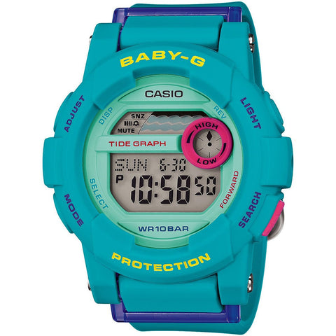 Casio Baby-G Standard Digital BGD-180FB-2DR Watch (New with Tags)