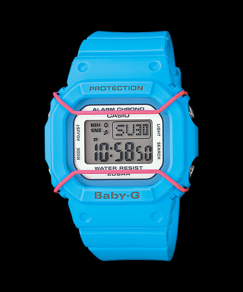Casio Baby-G 200-meter Water Resistance BGD-501-2DR Watch (New With Tags)