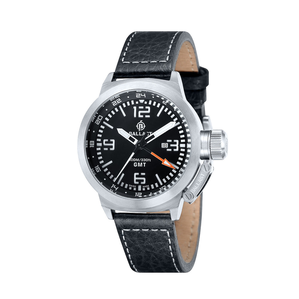 Ballast Trafalgar BL-3102-01 Watch (New with Tags)