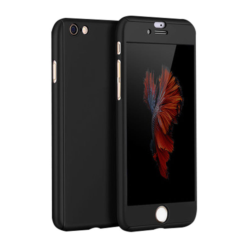 Phone Shell Matte Case 4.7 inch for iPhone 6/6S (Black)
