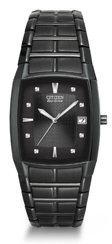 Citizen Eco-Drive Elegant Tonneau BM6555-54E Watch (New with Tags)