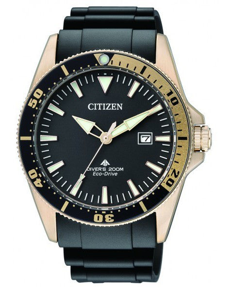 Citizen Eco-Drive Excalibur Promaster Iso Cert. Divers BN0104-09E Watch (New with Tags)