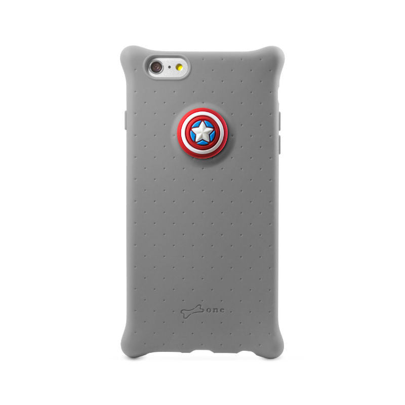 Bone Collection Captain America Phone Bubble 6 Plus PH15101-AME