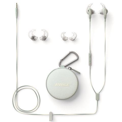 Bose SoundSport In-Ear Headphones for Apple Devices (Frost)