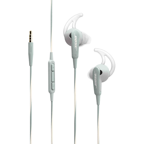 Bose SoundSport In-Ear Headphones for iPhone (White)
