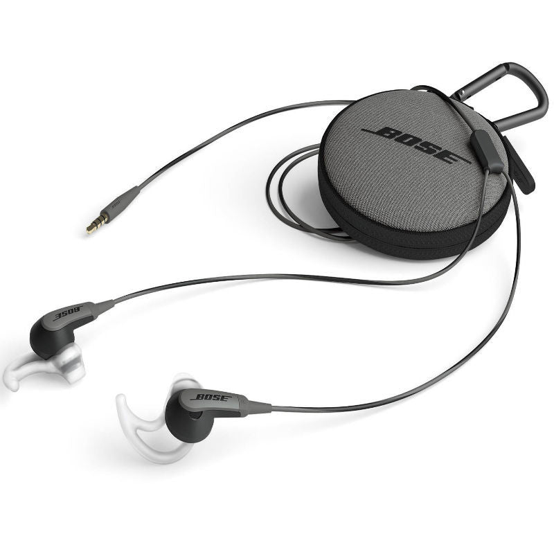 Bose SoundSport In-ear Headphones - Audio Only (Black)