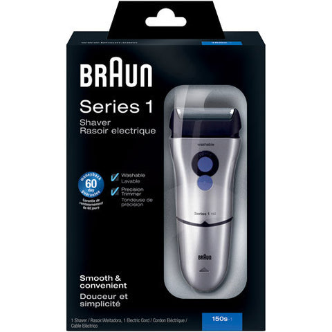 Braun 150s Series 1 Electric Rechargeable Foil Shaver