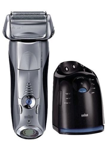 Braun 790cc-4 Series 7 Electric Rechargeable Shaver