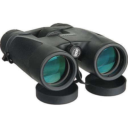 Bushnell Powerview Roof Prisms 8-16 x 40mm Black Binoculars 1481640