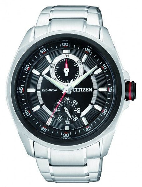 Citizen Eco-Drive Multi Dial BU3004-54E Watch (New with Tags)