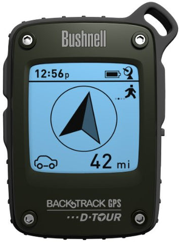 Bushnell Back-Track D-Tour GPS 360310 (Green)