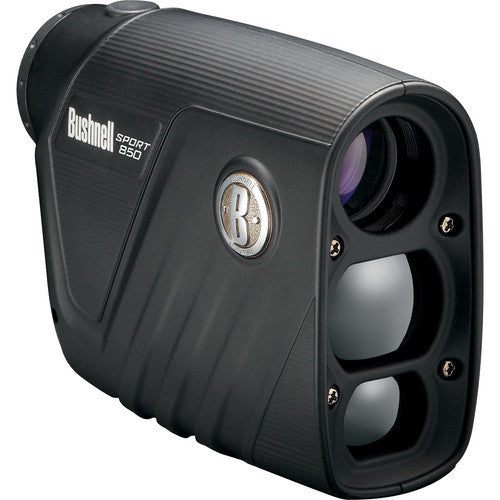 Bushnell Hunting Laser Rangefinder 4 x 20mm Sports 850 Black 202205