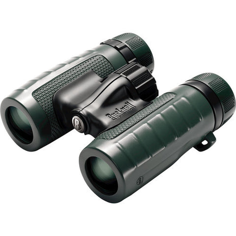 Bushnell Trophy XLT 10 x 28mm Green Binoculars 232810