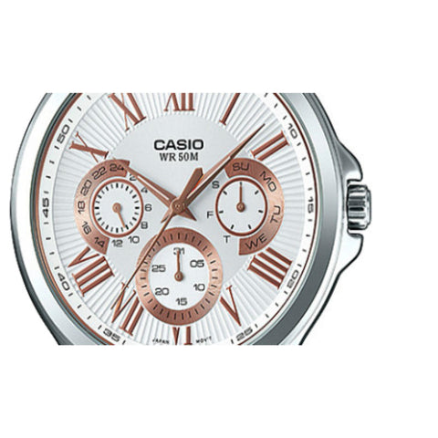 Casio Standard MTP-E308L-7A Watch (New with Tags)